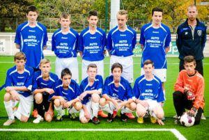 L'équipe des U17