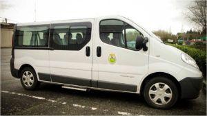 Minibus communal