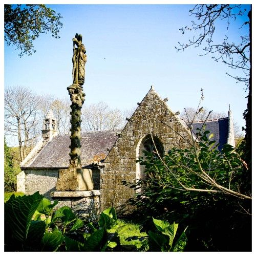 chapelle et calvaire de saint mathieu