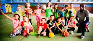 L'école des sports en juin 2015